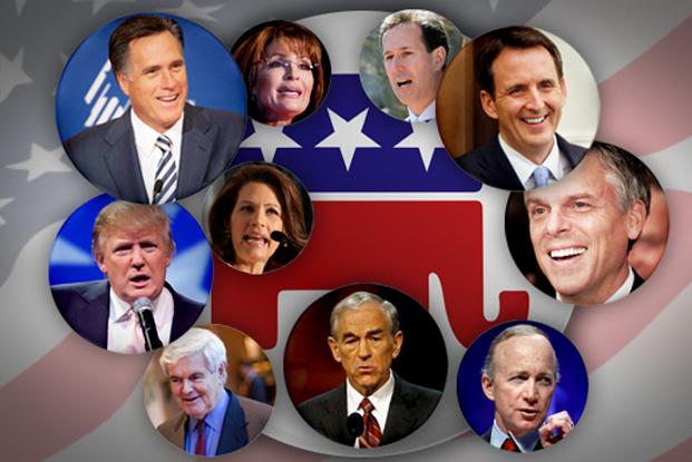 2012 GOP Canidates