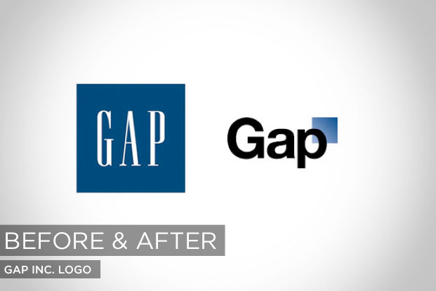 gap new logo before and after comparison