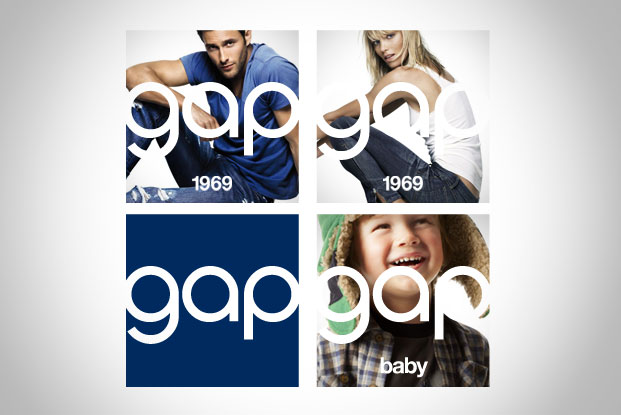 new gap logo identity concept