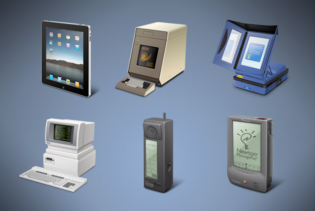 history of touchscreens