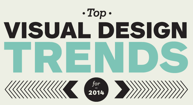 Infographic: 2014 visual trends