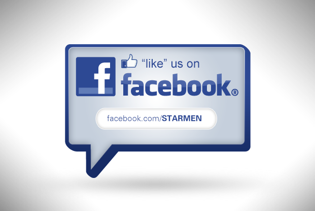 STARMEN on Facebook