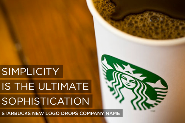 Starbucks New Logo Coffee Cup